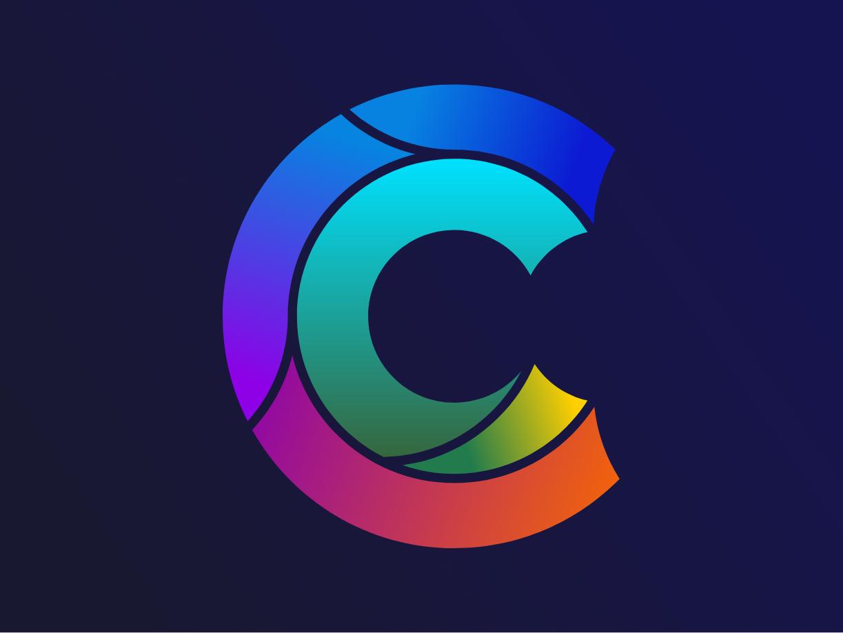 Color Craft logo logo branding