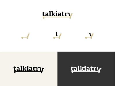 Unused brand concept graphic design icon vector design logo typography branding