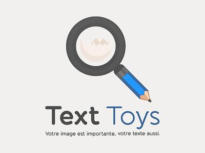 Logo Text Toys personalwork logo