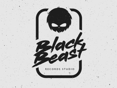 Blackbeast Records logo