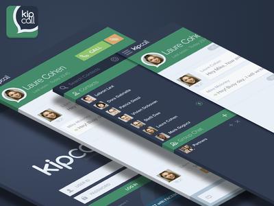 Kipcall Mobile Chat