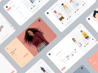 Belle: AI based personalized fashion app