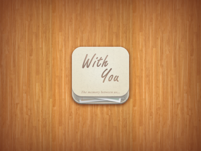 Withyou app ios iphone concept private social networking