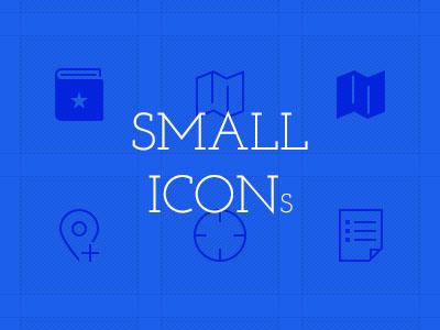 Small icons icon app ios line