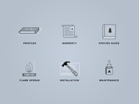 Technical Icons