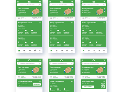 Track your orders user flow sketchapp interaction design ios android mobile app development mobile app mobile uiux user experience user interface