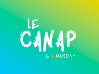 Le canap by musday - Logo