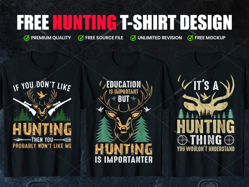 20 Hunting T-Shirts Design Free Download bunting vector freepik vector mountain vector hunting gun vector fishing vector deer vector vintage shirts men retro t-shirts from the 70s t-shirt design ideas vintage t-shirt design tutorial retro t-shirts vintage t-shirts hunting t shirt design nurse t-shirt design hunting designs hunting quotes hunting shirt ideas fishing t-shirt design hunting vector