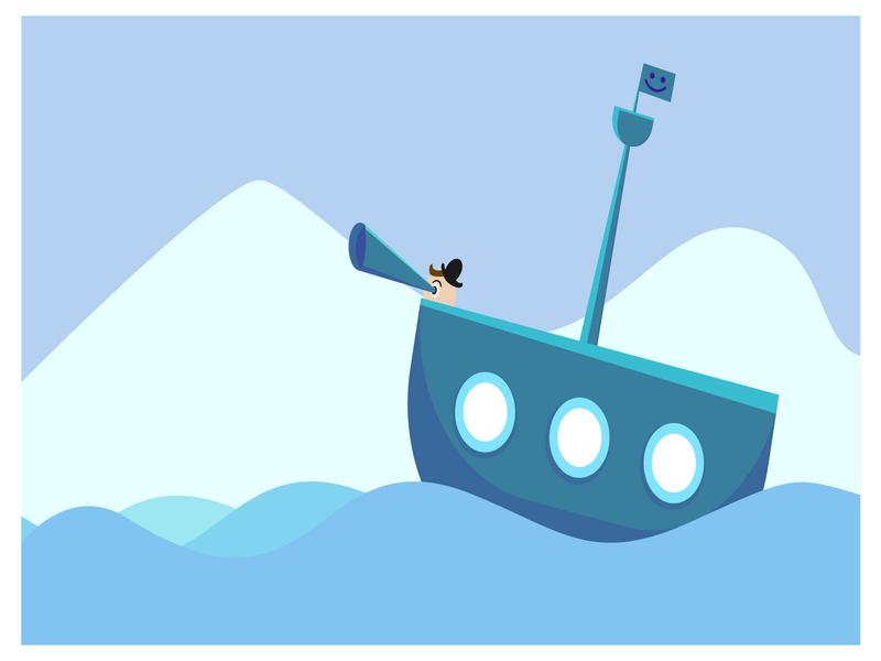 cute pirate flat design design illustration vector illustration illustrations pin pirate