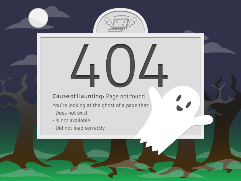 Daily UI - 404 Error ui cute cute art design vector illustration daily ui challenge