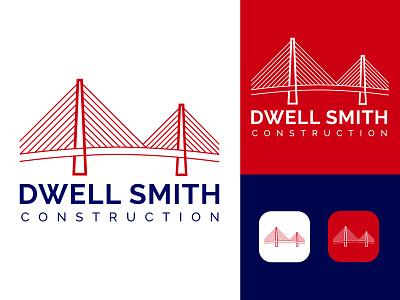 DwellSmith - Logo design logo design ar logo graphic design architecture logo branding clean design logo brand mark unique logo logo branding design flat logo minimalist logo creative logo
