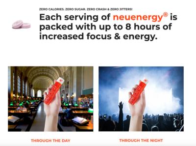 Neuenergy E-Commerce Site