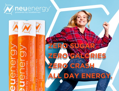 Neuenergy USA Poster - 02