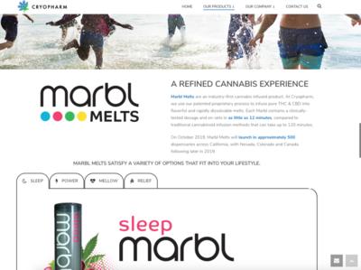 Cryopharm - Marlb Melts Website Pt 1