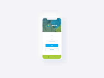Lab - Mobile App UI