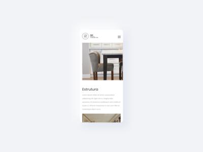 Furniture - Mobile UI