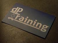 dp Training Business Card