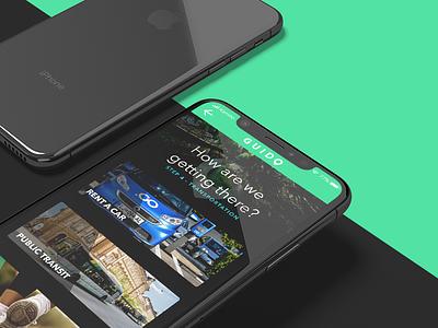 Trip Planner - Transportation transportation slovenia ljubljana simple mobile kamino ios app guide trip