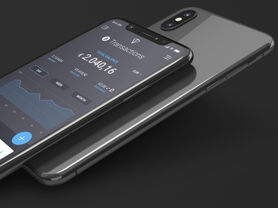 Crypto Progress mobile kamino app wallet ios blockchain ethereum bitcoin erc20 token cryptography crypto