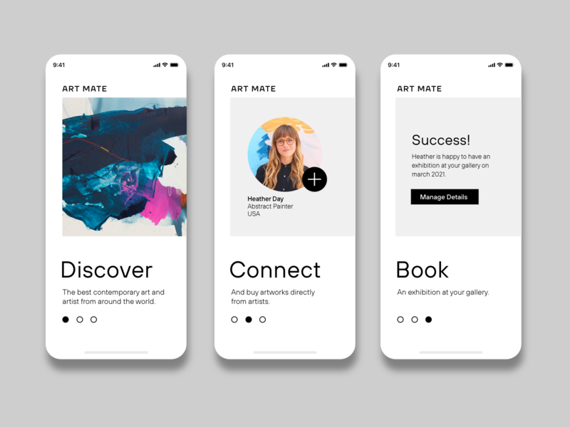 Daily UI 23. Onboarding