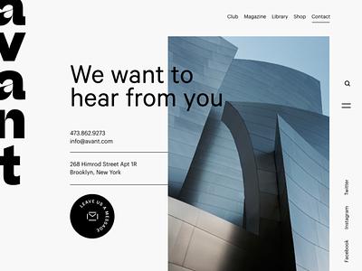 Daily UI 28. Contact Us webdesign web dailyuichallenge design dailyui interfacedesign adobexd