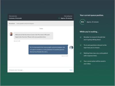 Chatroom UI