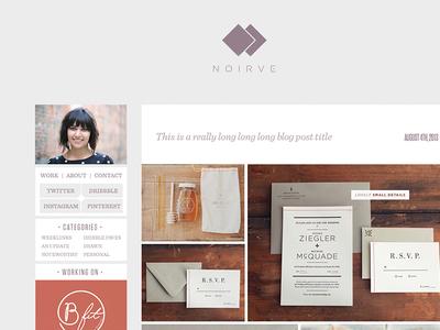 Noirve Blog