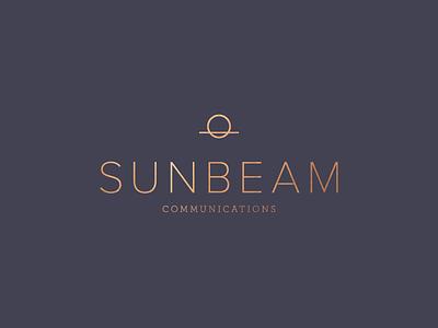 Sunbeam Co sun icon mark branding logo