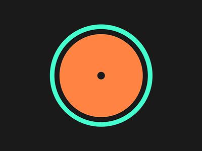 circle minimalist geometric circle