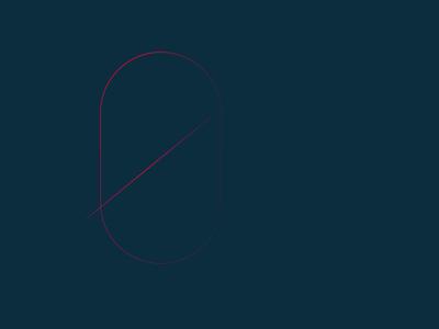 Zero by Gergana Angelova via dribbble