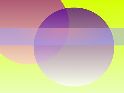Colourful Gradients geometric design transparency geometric gradient