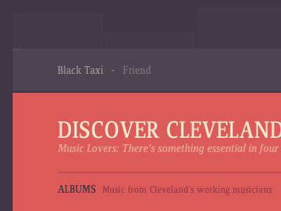 Music player prototype audio player music album cover mp3 media