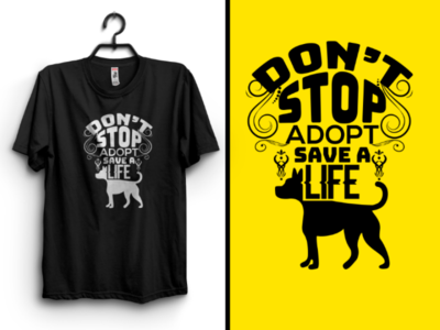 A Dog t-shirt for dog lover