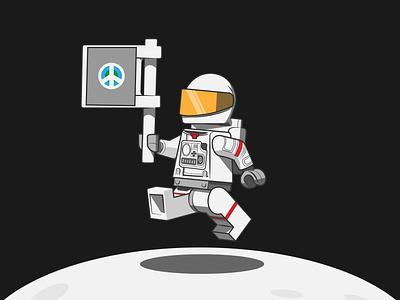 SpacePlaya lego flat design creative vector minimal illustrator illustration graphic design flat design art