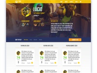 Overwatch Tips Website
