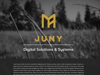 Design Agency Homepage Design