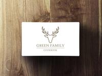 Green Family Cookbook Logo