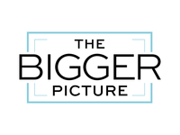 Logo for The Bigger Picture Productions