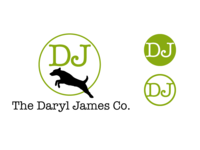 Logo for The Daryl James Company - Medium & Small