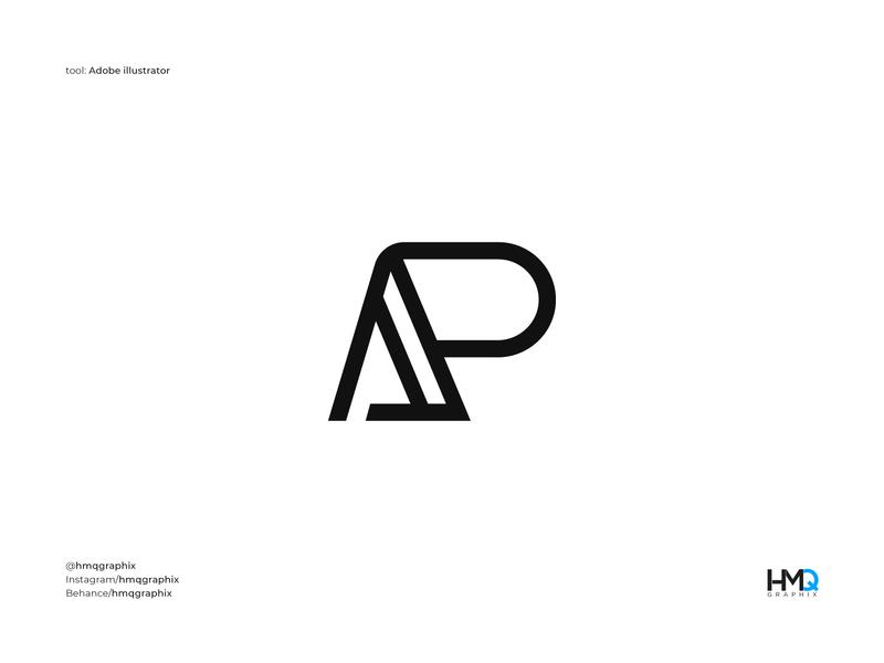AR Modern Minimalist Monogram logo animation logo intro graphic design logo challenge logo ideas logo inspirations logo mark logo hmqgraphix branding attractive logo modern logo minimalist logo design logo business logo logo sketch sketch art