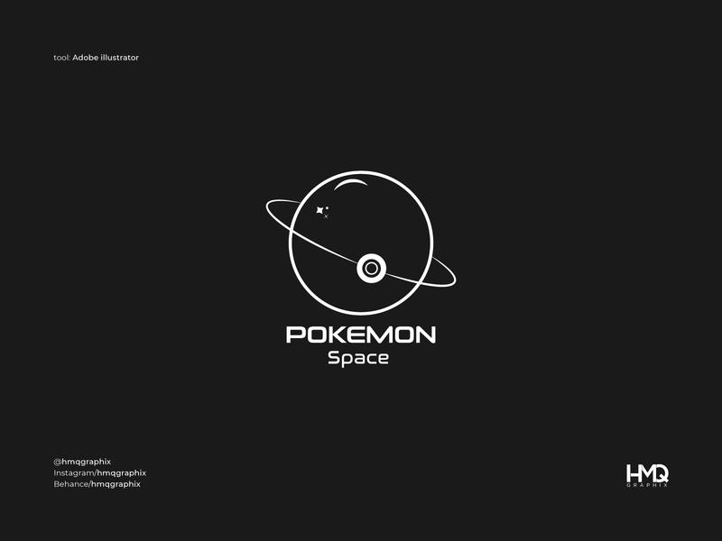 Pokemon Space A Toys Store Logo 🧸 monogram brand identity identity design brand design logo designer freelance designer graphic design designer logo mark logo hmqgraphix branding attractive logo modern logo minimalist logo design logo business logo space space logo pokemon logo