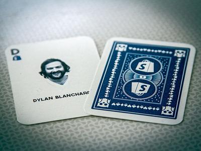Shopify Guru Playing Cards