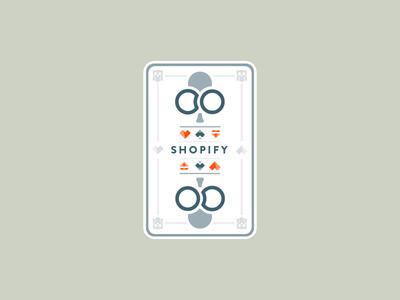 Shopify Playing Card Redux