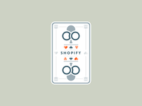 Shopify Playing Card Redux