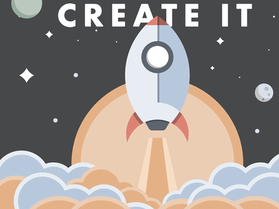 Create it.