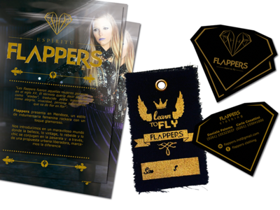 FLAPPERS ▲ BRAND