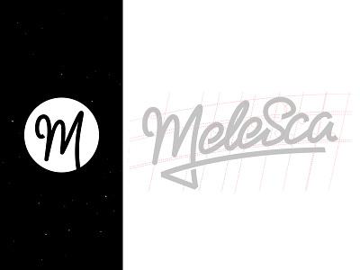 Identity Melesca drink cellar wine branding logodesigner graphicdesign packaging brand typography type lettering logo