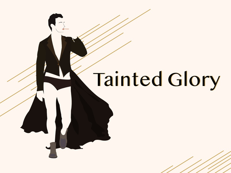 Tainted glory bohemian art fashion men queer freesoul glory tainted illustration