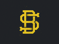 SB Monogram logo monogram sb