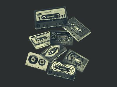 Ozomatli Cassettes